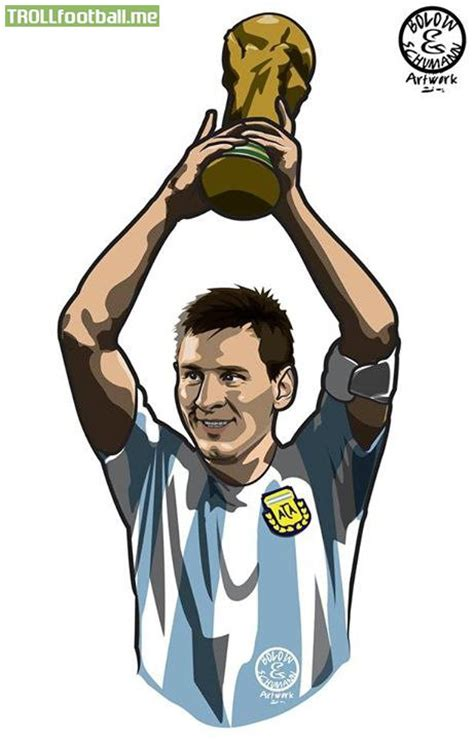 Kaos Maradona And Messi Football Artwork is this lionel messi in a brazil troll football