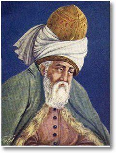 Menyingkap Kehidupan Para Tokoh Sufi maulana jalaluddin rumi tokoh sufi