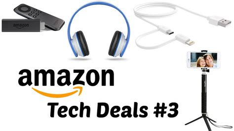 the best tech deals on amazon today march 5th 2017 best amazon tech deals 3 youtube