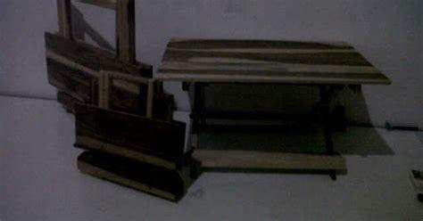 Meja Kursi Lipat Kayu meja kursi murah meja lipat