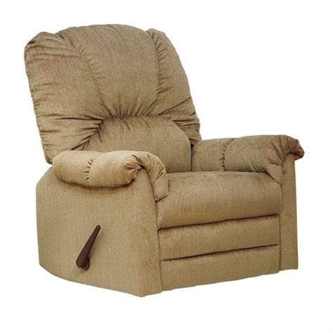 Large Rocker Recliner by Winner Oversized Rocker Recliner Chair In Linen 42342211236