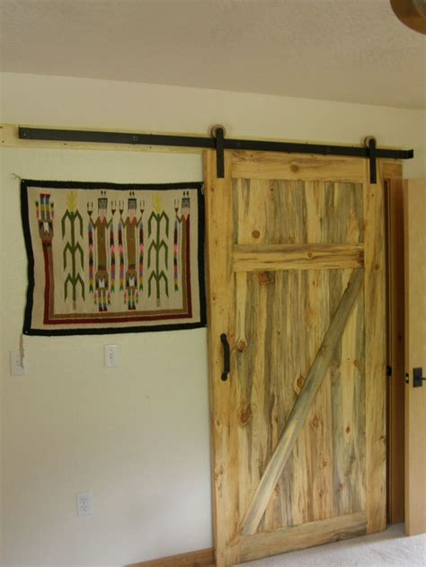 Barn Door Style Closet Doors Barn Door Style Closet Door Modern Rustic