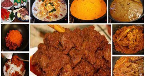 Makanan Rumahan Ala Dapur Isna inilah cara membuat rendang empuk ala rumah makan padang resep dapur praktis