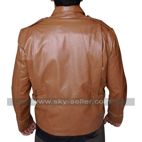 motorbike jackets for sale the rocketeer brown motorcycle leather jacket for sale
