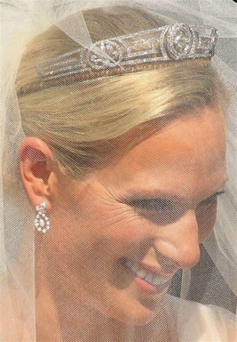 tiara mania princess andrew  greeces meander tiara