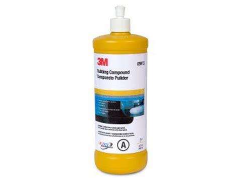 Compound 3m 5973 3m automotive 5973 3m it ii compound 1 quart