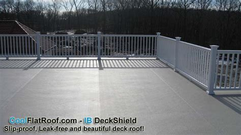 Flat Roof Deck Cool Flat Roof Flat Roofs And Metal Roofing Contractors