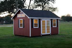 backyard sheds photo gallery of the lancaster style shed from overholt in