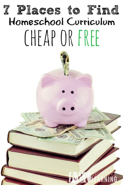 Best Place To Search For 7 Places To Find Homeschool Curriculum Cheap Or Free