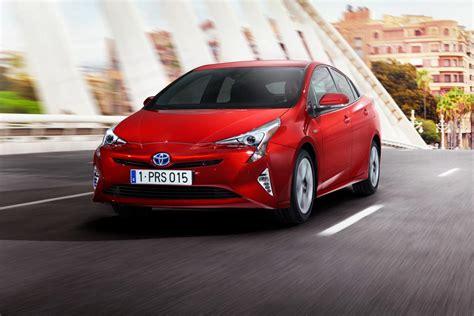 Toyota Prius Hybrid 2016 Toyota Prius Hybrid Unveiled Photos Specs Details
