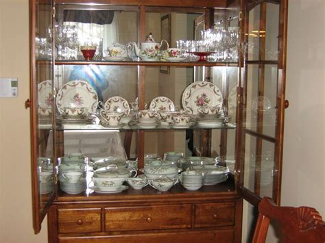 how to decorate a china cabinet 10 best images about china cabinets on china