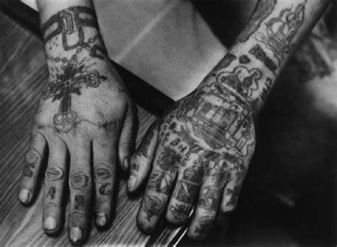 prison tattoo history russian prison tattoos