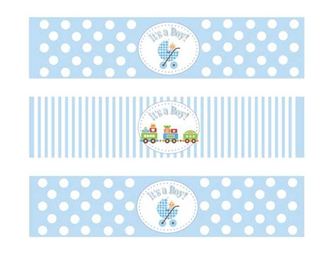 templates for water bottle labels baby shower water bottle labels free baby shower google search