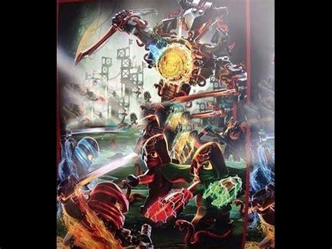 lego ninjago 2017 of time poster revealed