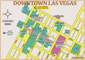 vegas map book vegas hotels buy concert show