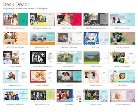 photo desk calendar desk calendars custom desk calendars custom photo