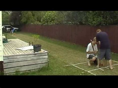 backyard cricket pitch backyard cricket ultimate pitch preparation youtube