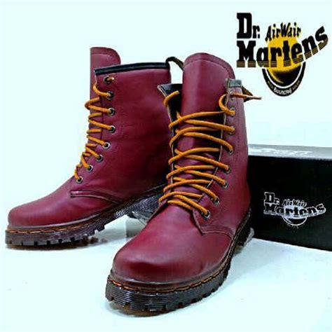 Sepatu Boots Dr Martens Original jual murah sepatu dr martens boots 8 gaya trendi
