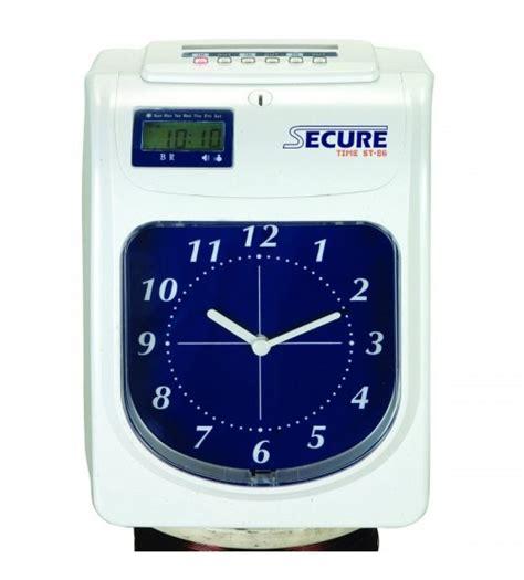 Mesin Absensi Secure jual mesin absensi secure st86 mesin absensi