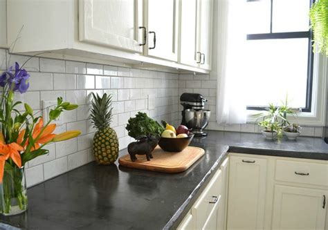 Make Your Own Countertop by 13 Different Ways To Make Your Own Concrete Kitchen