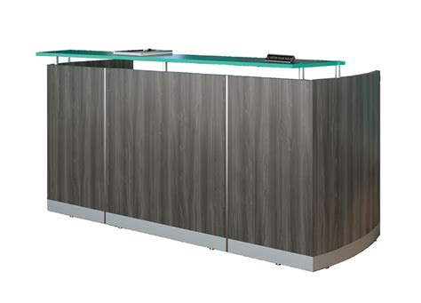 mayline reception desk mayline office furniture modern reception desk