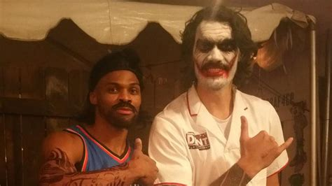 steven adams tattoo westbrook dressed up as teammate steven for