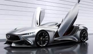 Concept Of Infinity Infiniti S Concept Vision Gran Turismo May Preview A