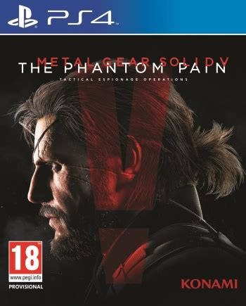 Metal Gear Solid V The Phantom Day One Edition metal gear solid v the phantom playstation 4