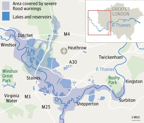 river thames surrey map uk floods severe warnings issued along thames with more