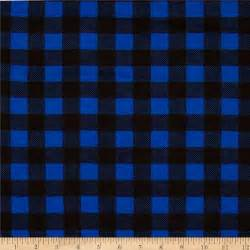 flannel color blue plaid flannel fabric