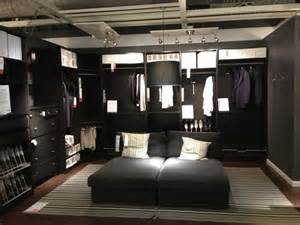 Black Closet System Ikea Closet Organizers