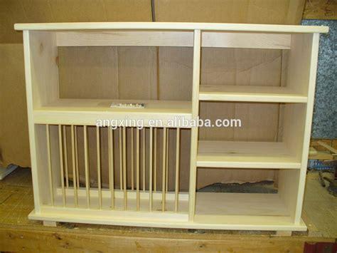 Rak Piring Gantung Kayu rak dapur kayu desainrumahid