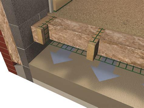 knauf insulation earthwool thermal floor slab floor slab plus 05n encon insulation ltd
