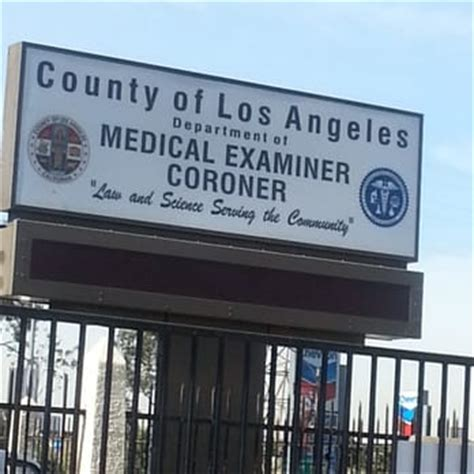 Los Angeles County Medi Cal Office by Los Angeles County Department Of Coroner 16 Photos