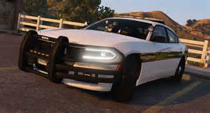 Dodge Charger Mods Bcso 2015 Dodge Charger Gta5 Mods