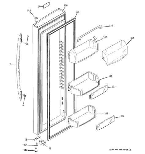 whirlpool refrigerator wiring diagram besides samsung