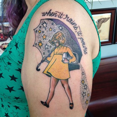morton salt girl tattoo 17 best images about tattoos by purr on