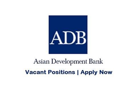 asean development bank asian development bank adb senior project officer