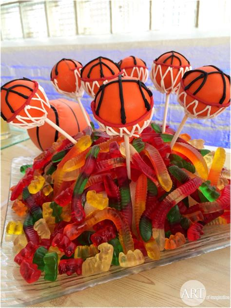 party themes march basketball party ideas art of imaginationart of imagination