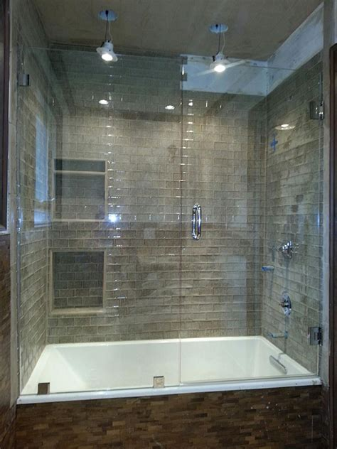 Shower Tub Glass Doors Frameless Frameless Shower Doors Custom Glass Shower Doors Atlanta Ga