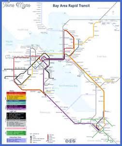 San Francisco Subway Map by San Francisco Subway Map Map Travel Holiday Vacations