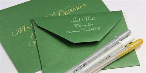 Images Amp Ideas For Emerald Green Wedding Envelopes