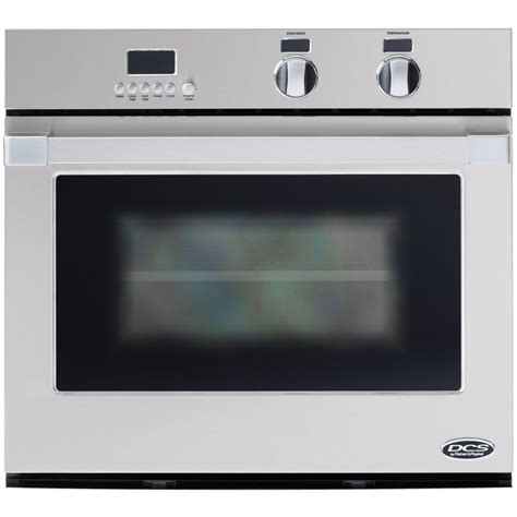 Oven Gas Wilton dcs 30 inch electric single wall oven by fisher paykel