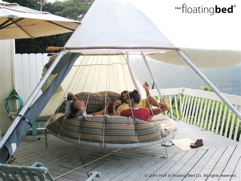 round hanging bed hanging bed photo gallery the floating bed co