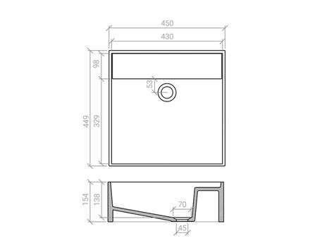 lavabo bagno corian lavabo da appoggio quadrato in corian solid surface quadrus