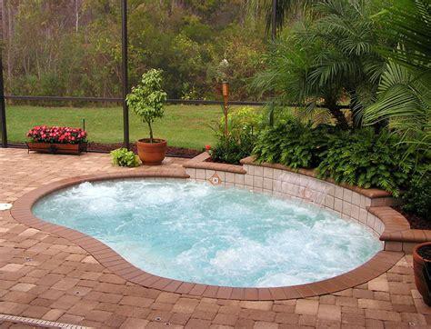 bathtub swimming pool inground pool with hot tub joy studio design gallery