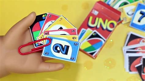 printable uno cards worksheets diy american girl doll uno game youtube