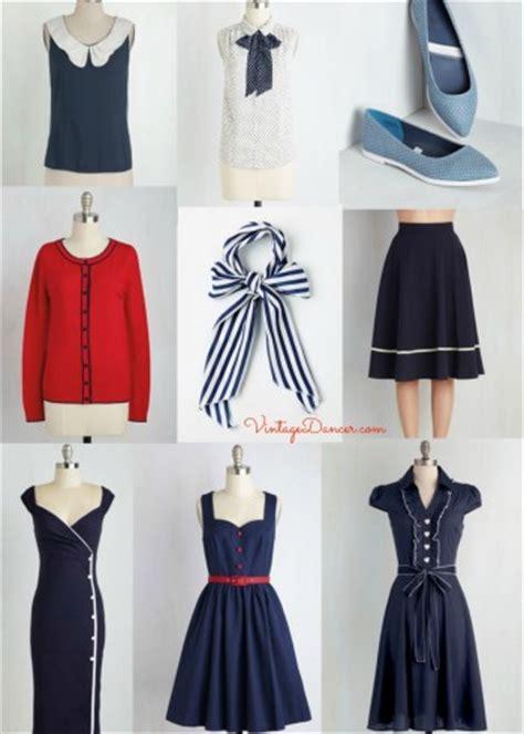 nautical theme fashion vintage sailor nautical style clothing