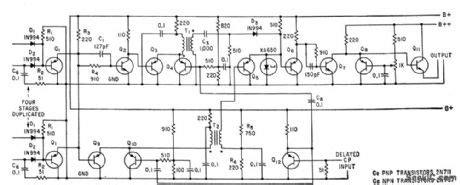 tunnel diode part number index 163 basic circuit circuit diagram seekic