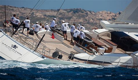 boat crash lake mohave yachtsman loses spleen in superyacht accident yachting world
